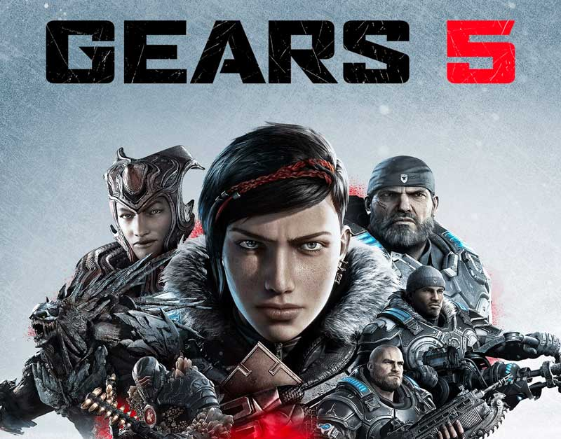 Gears 5 (Xbox One), Bring It On Games, bringitongames.com