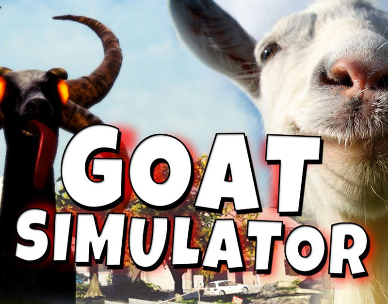 Goat Simulator (Xbox One), Bring It On Games, bringitongames.com