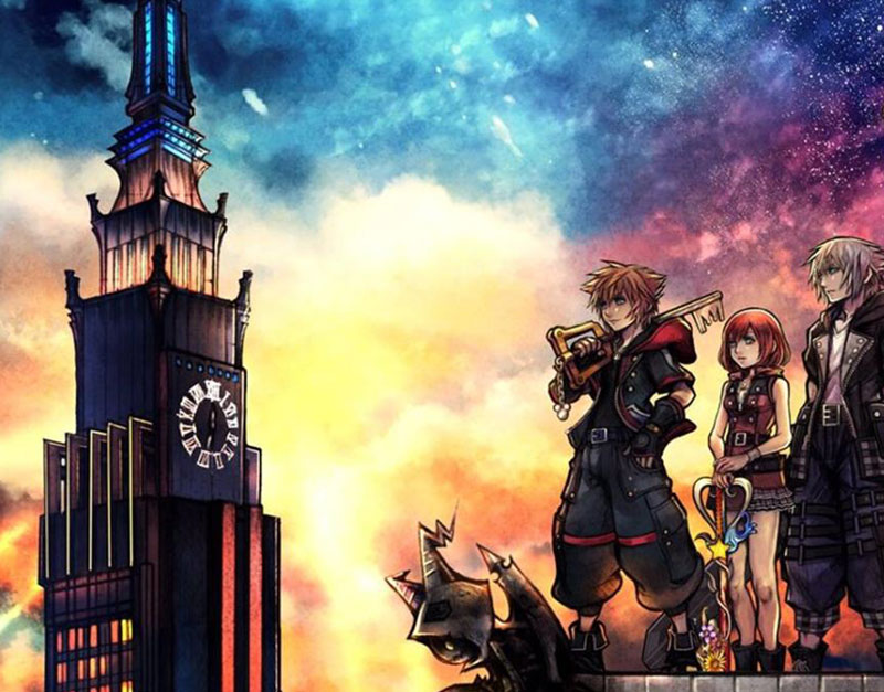 Kingdom Hearts 3 (Xbox One), Bring It On Games, bringitongames.com