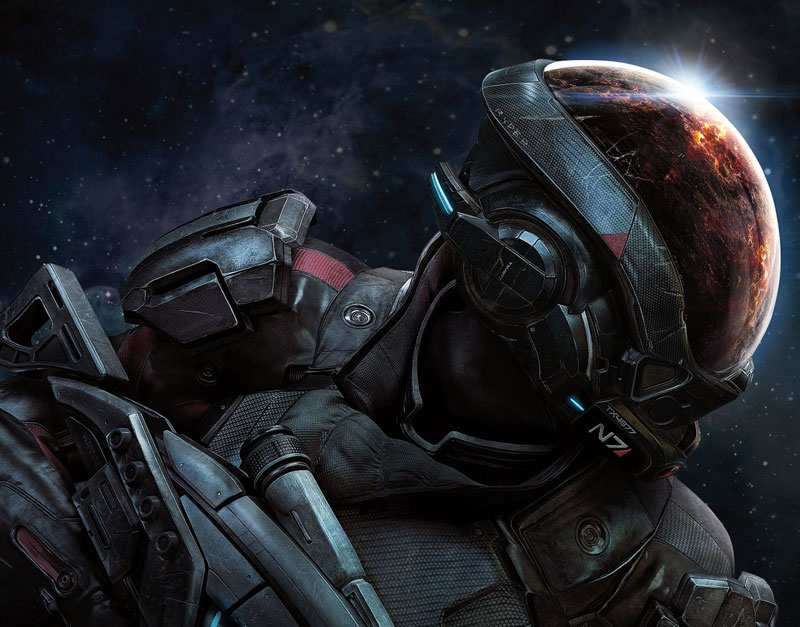 Mass Effect Andromeda - Standard Recruit Edition (Xbox One), Bring It On Games, bringitongames.com