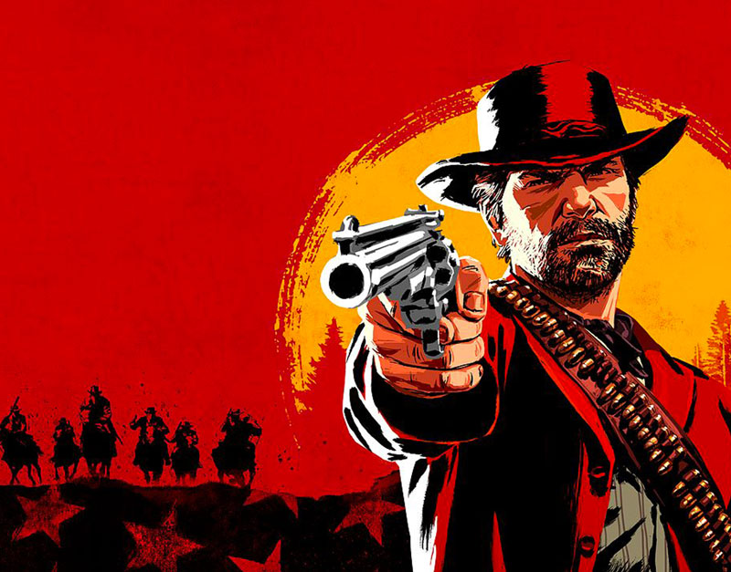 Red Dead Redemption 2 (Xbox One), Bring It On Games, bringitongames.com