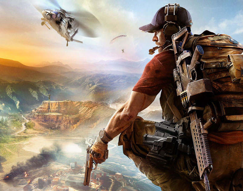 Tom Clancy's Ghost Recon Wildlands - Deluxe Edition (Xbox One), Bring It On Games, bringitongames.com