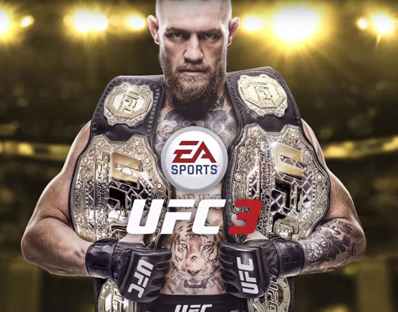 UFC 3 - Deluxe Edition (Xbox One), Bring It On Games, bringitongames.com